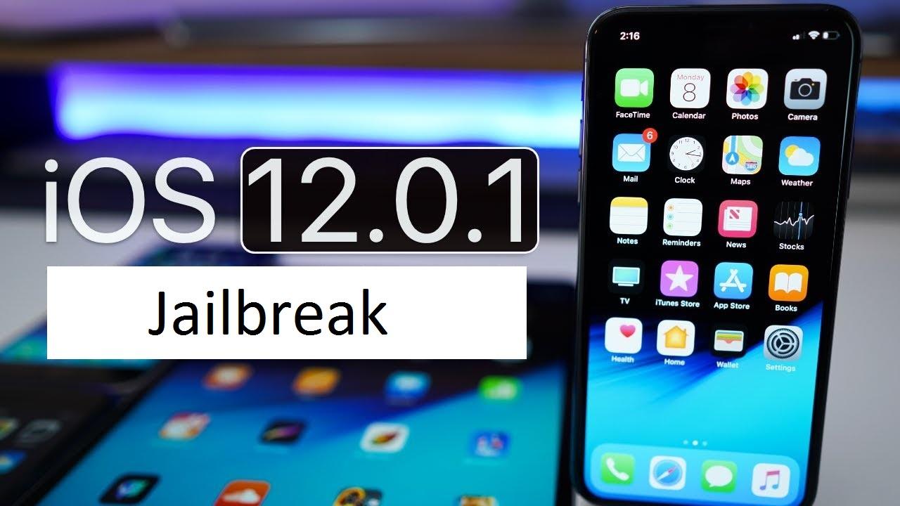 ios 12.0.1 jailbreak