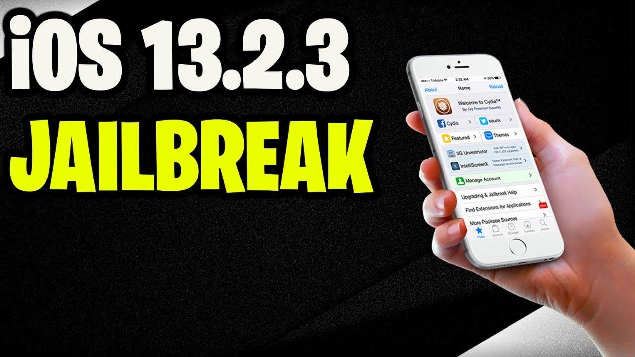 ios 13.2.3 jailbreak